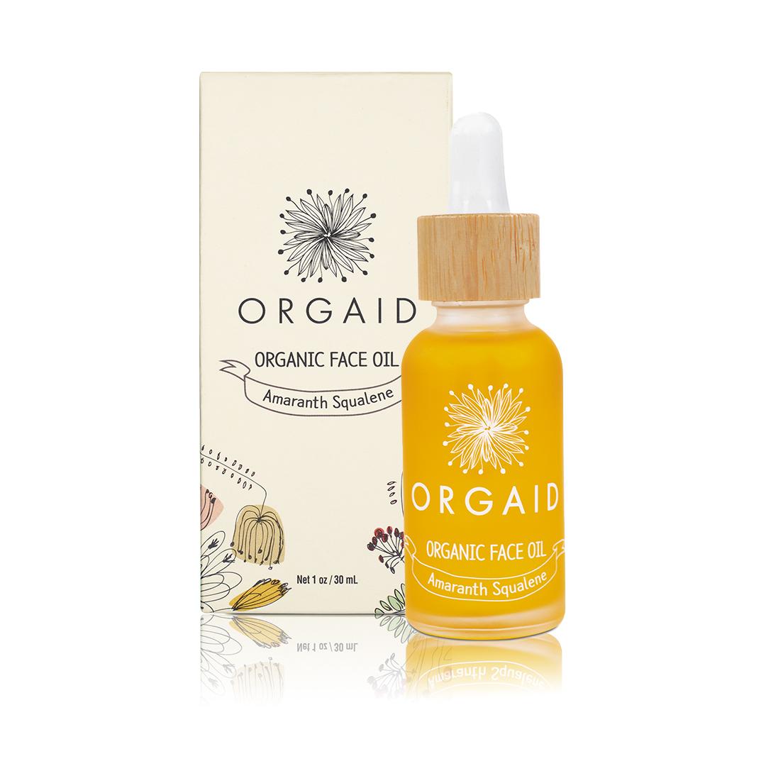 Amaranth Squalene Organic Face Oil