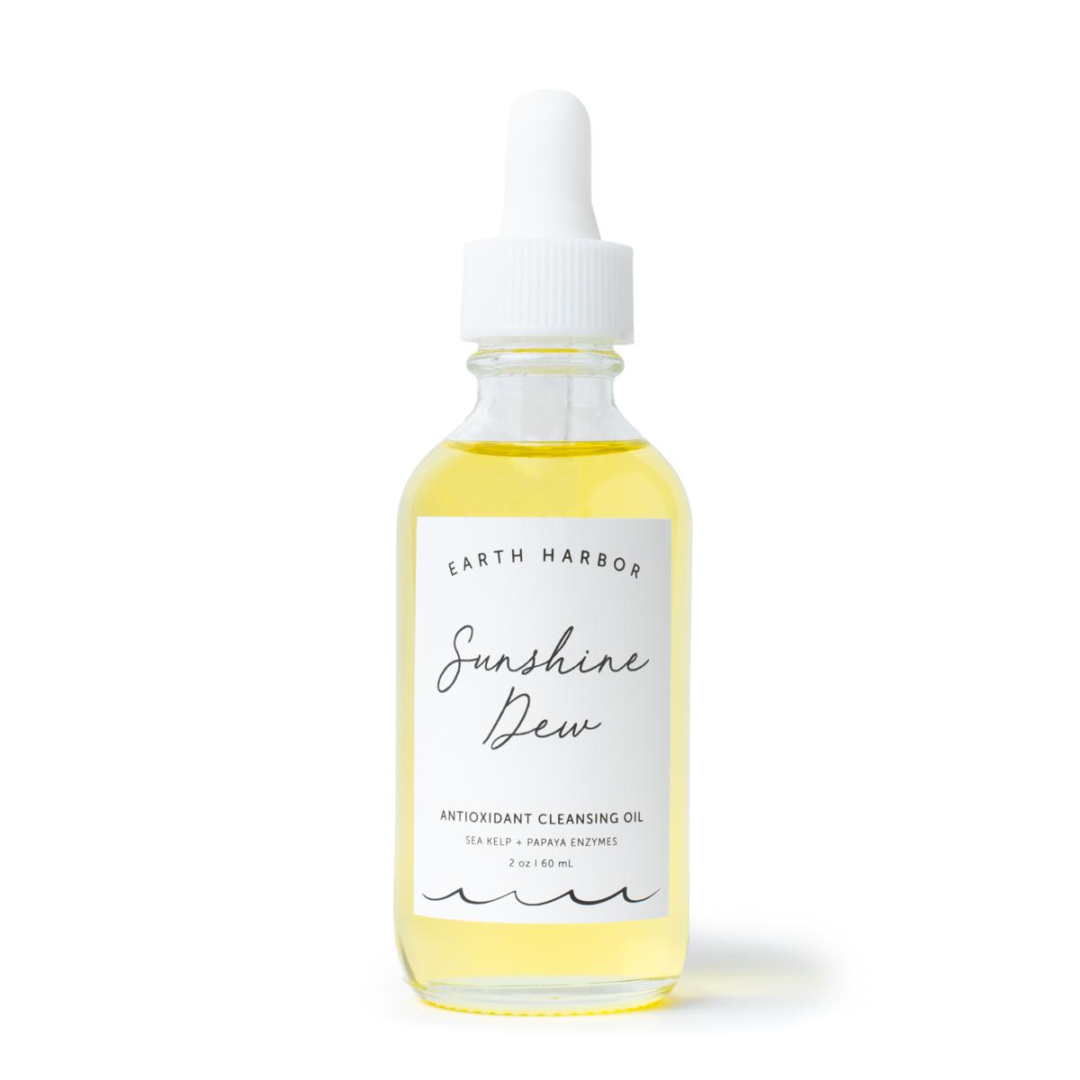 Sunshine Dew Antioxidant Cleansing Oil