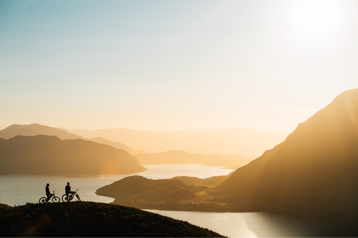 Bike Glendhu