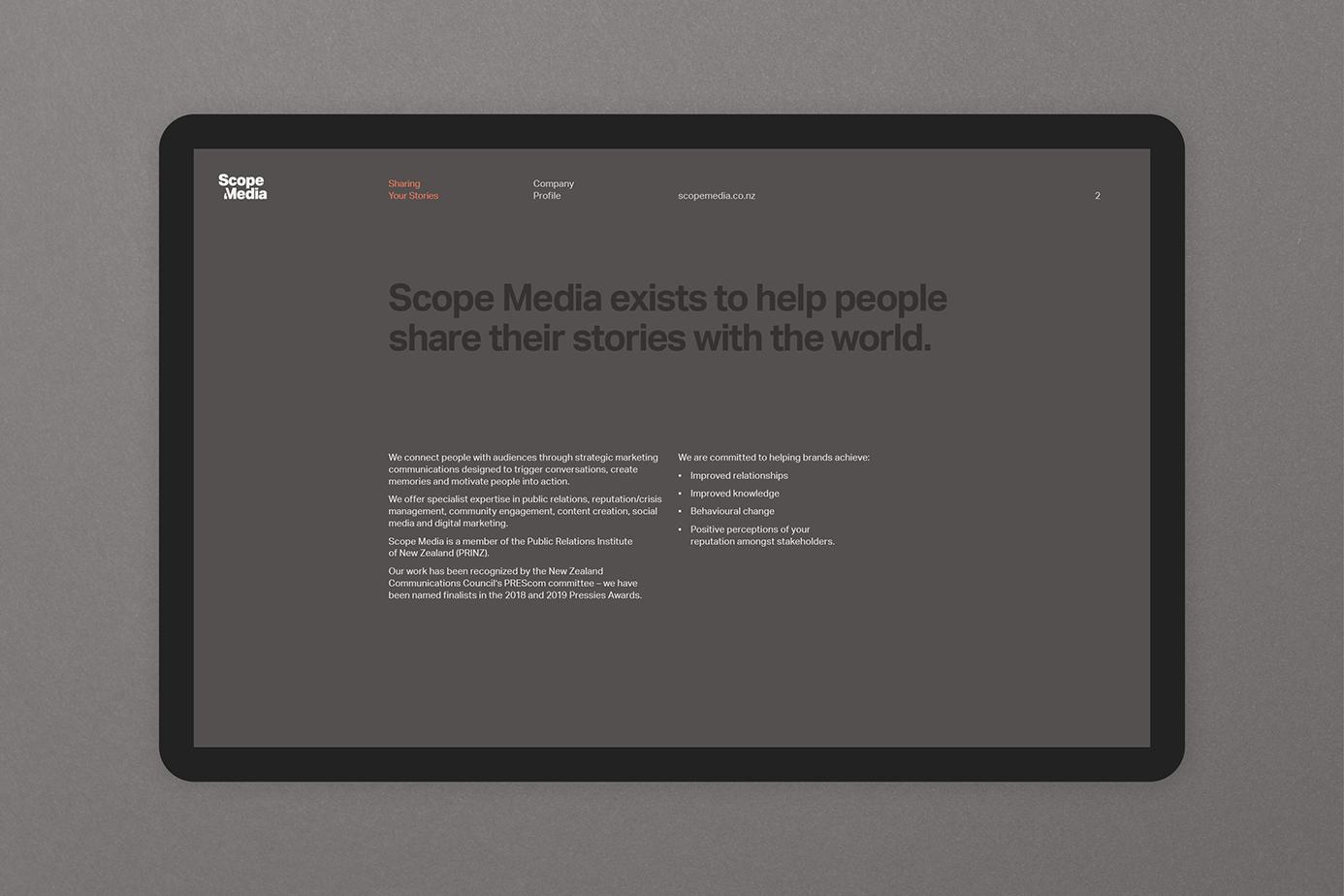 Scope Media