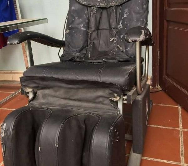 Vì sao cần phải bọc ghế massage?