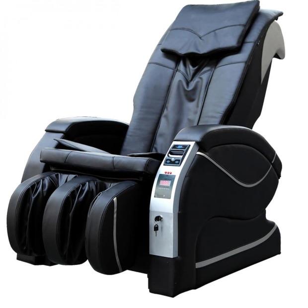 Ghế massage tính tiền - Thú thư giãn kiểu mới trong thời đại mới