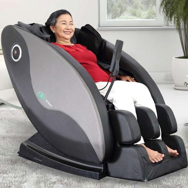 Thương hiệu ghế massage bình dân - Elipsport