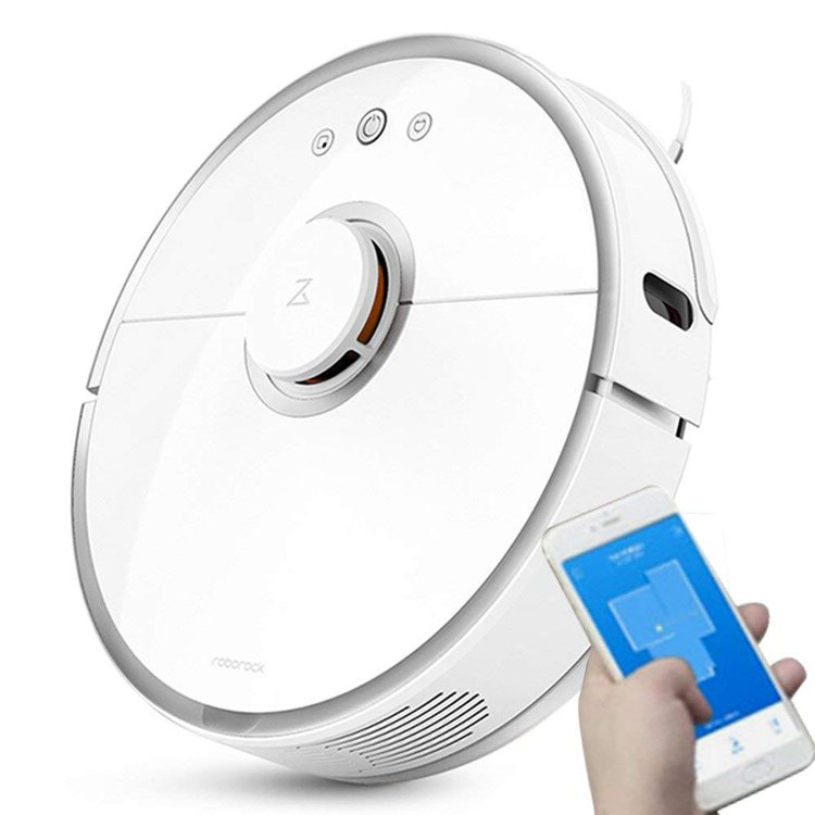 Xiaomi RoboRock Gen 2 điều khiển từ xa bằng app Mi Home