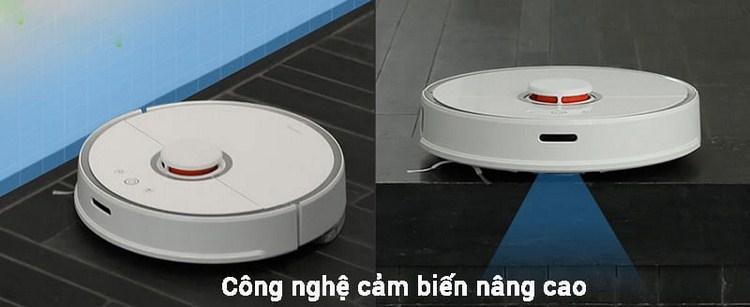 Công nghệ laser mới lạ được áp dụng trên robot Xiaomi Roborock Gen 2