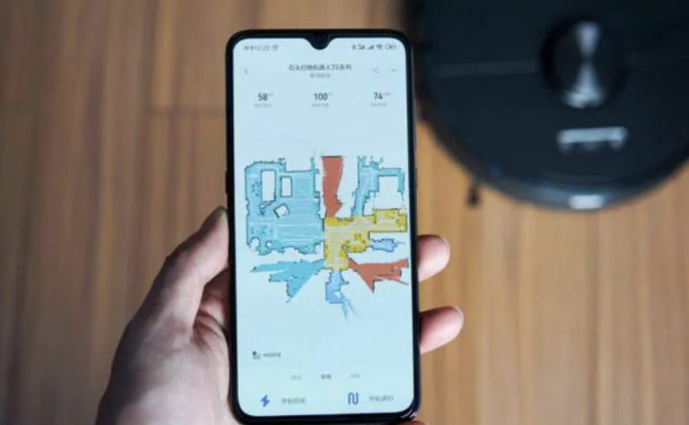 Robot Xiaomi Gen 3 có khả năng phân chia khu vực để dễ hoạt động