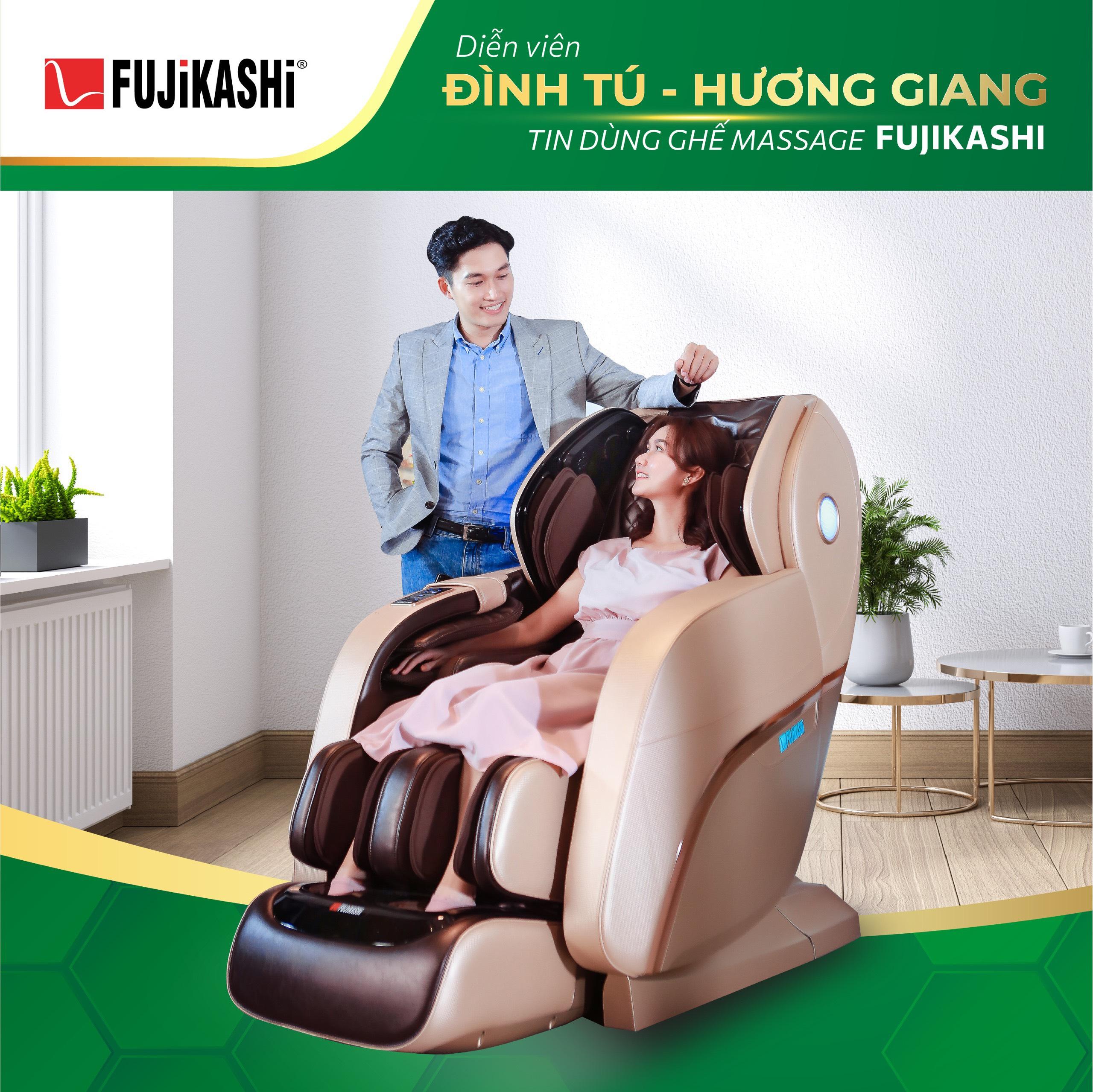 Lựa chọn ghế massage toàn thân theo thương hiệu uy tín