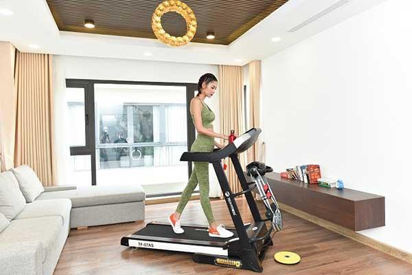 Lợi ích cho hệ tim mạch khi sử dụng máy chạy bộ