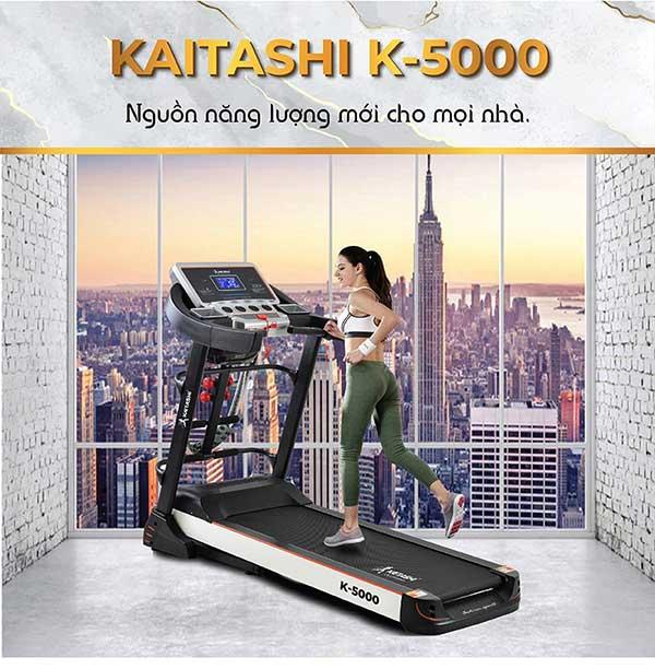 Máy chạy bộ điện Kaitashi K-5000