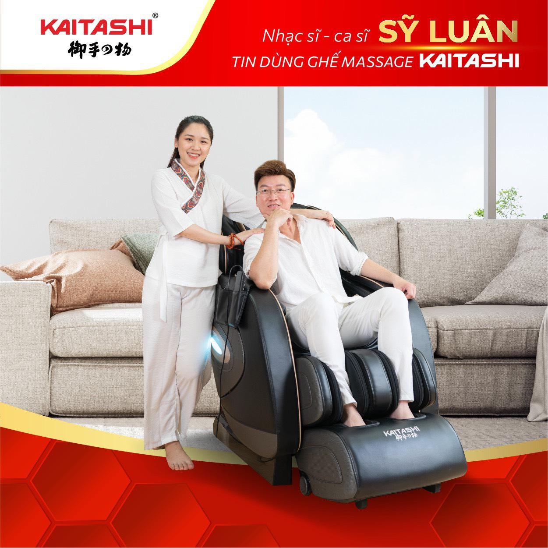 Kinh nghiệm mua ghế massage toàn thân