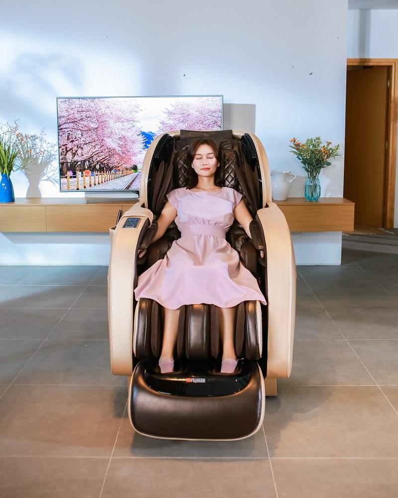 Ghế massage Fujikashi FJ-7000