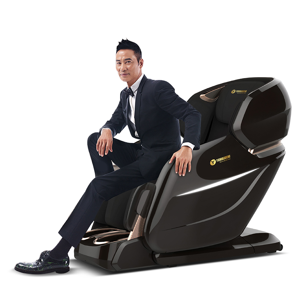 Ghế massage Yamaguchi YA-750 - Trợ lý sức khỏe của gia đình Việt