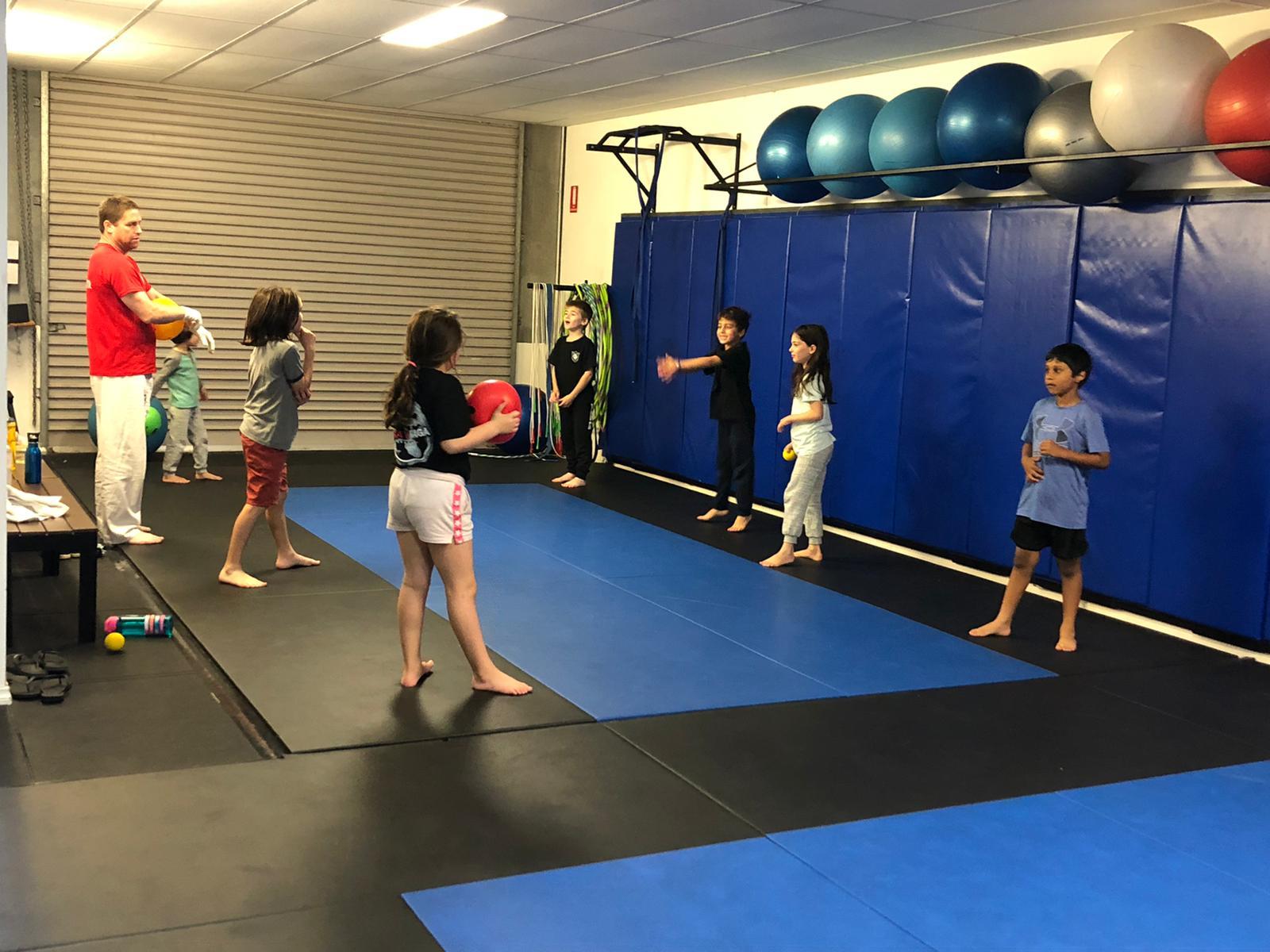 Kinder Movement program Image