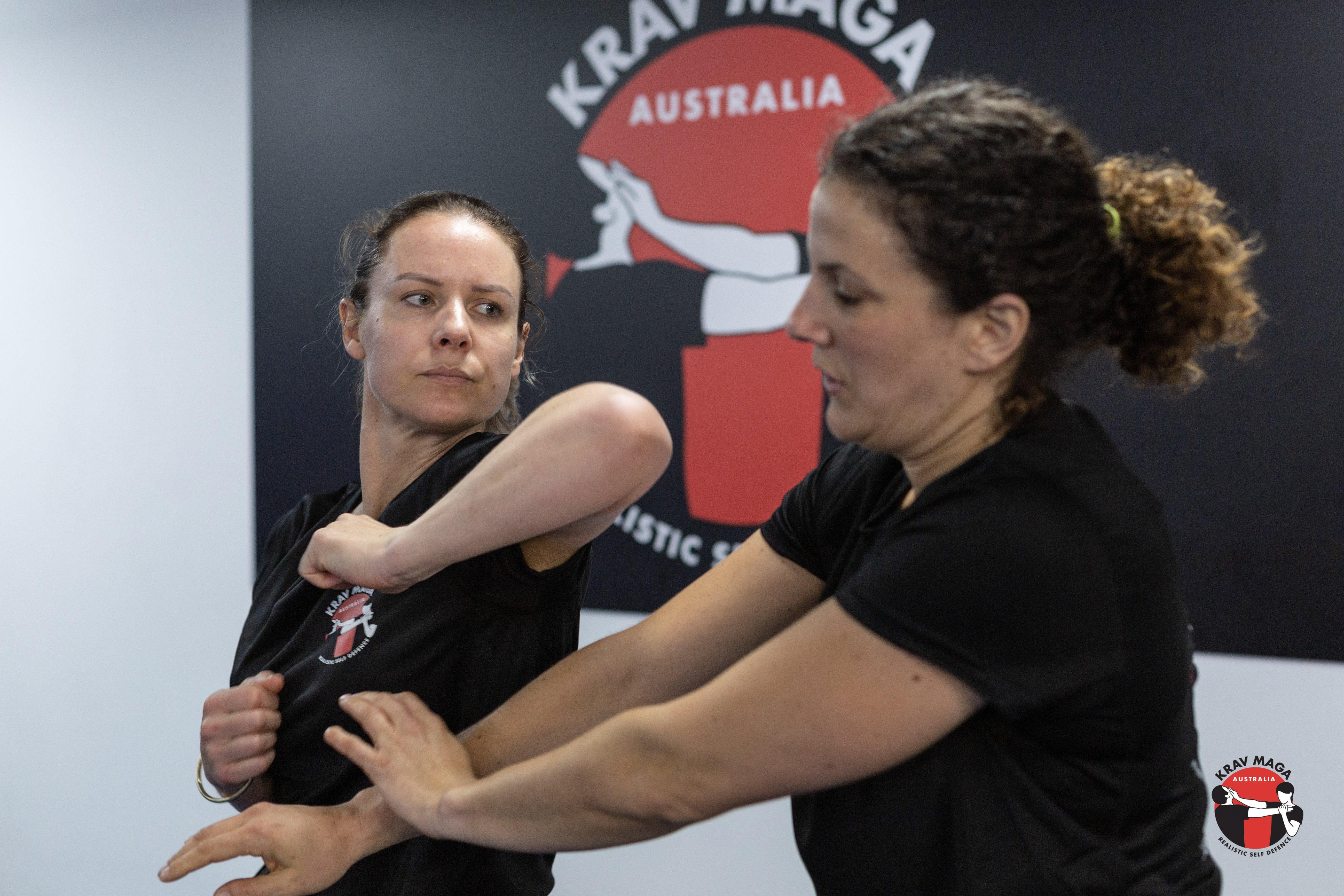 Womens Self Defense Class Image