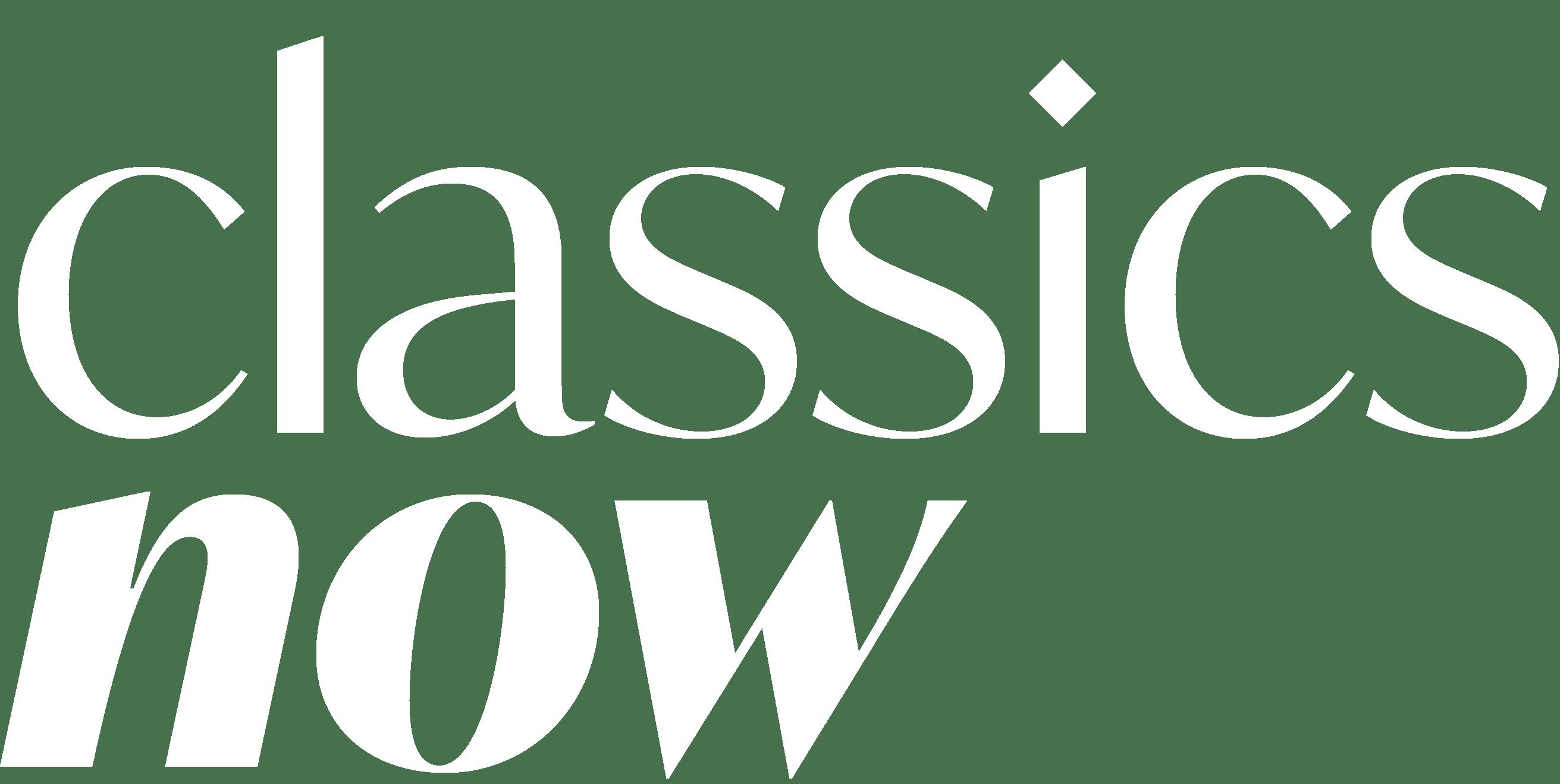 Classics Now logo