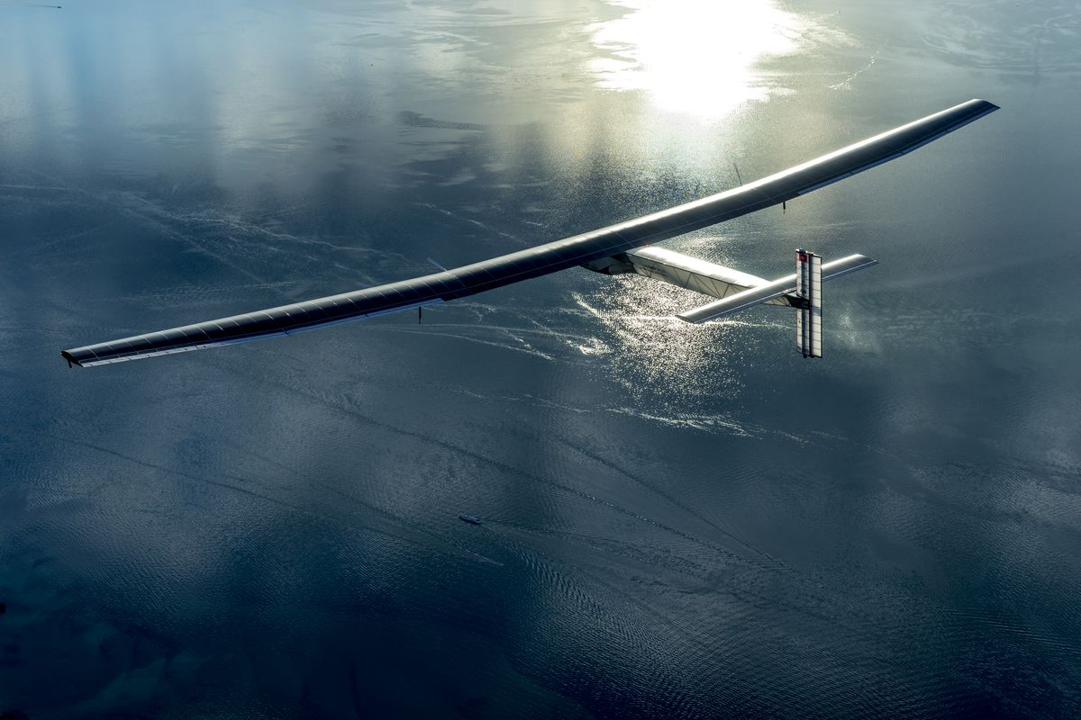 Bertrand Piccard's Solar Impulse Label for Lightyear One