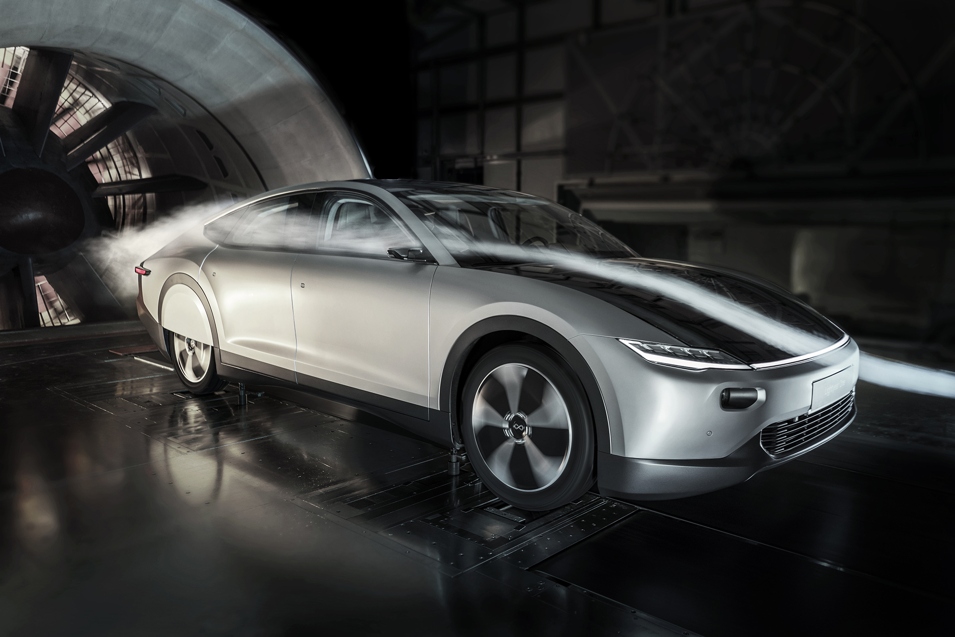 Lightyear One: the car built to perform on energy efficiency