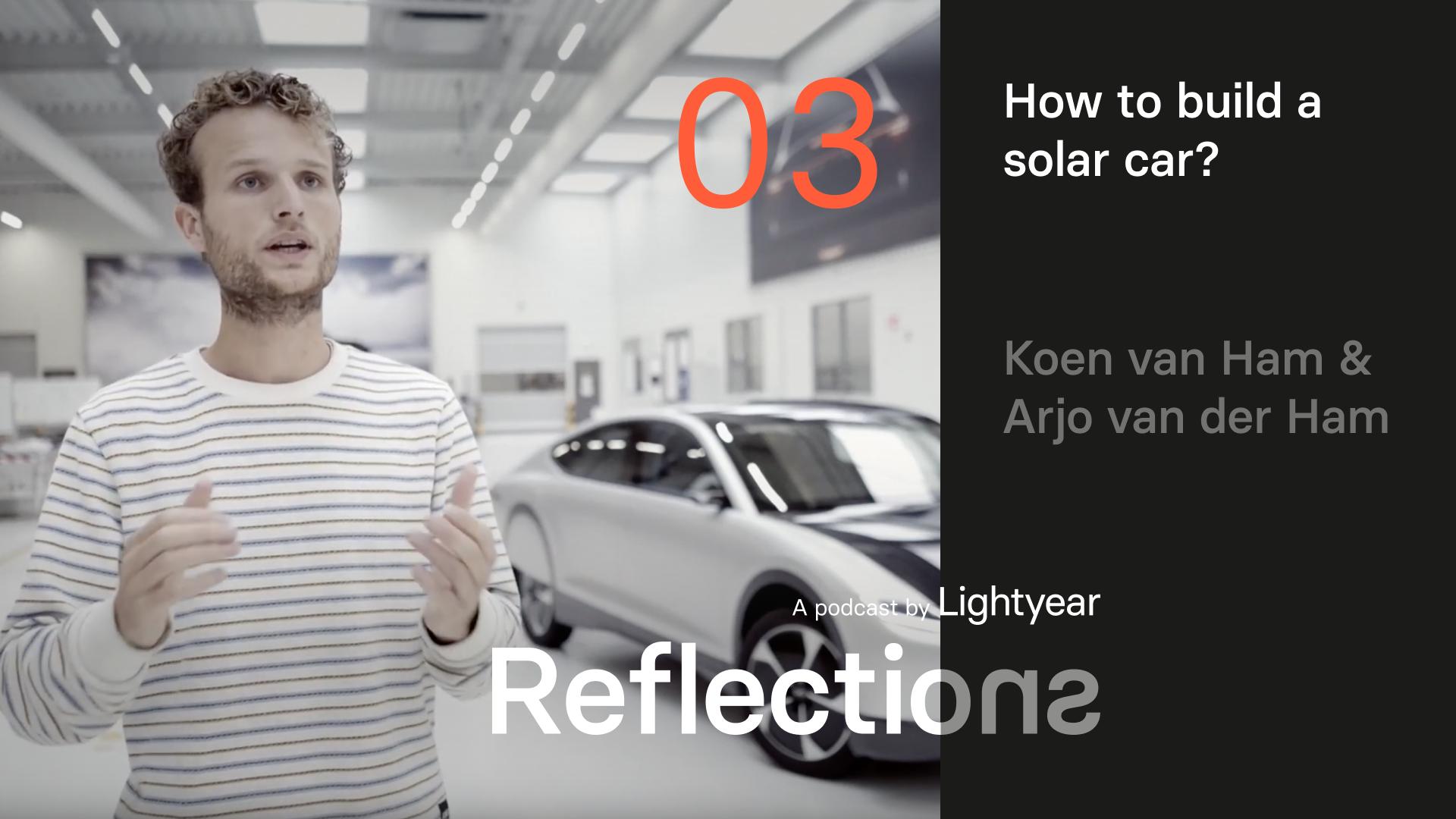 How to build a solar car?