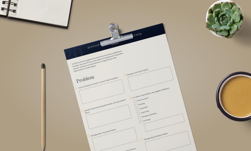 Proces - Poznaj mój sposób pracy