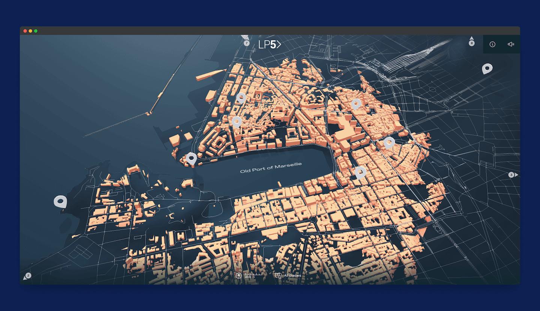 Visit Marseille - interaktywny przewodnik po Marsylii