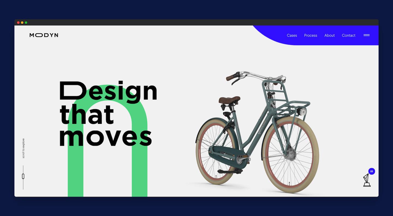 Modyn - studio projektujące produkty mobilne