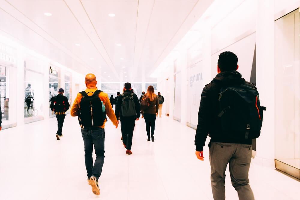 lotnisko - efekt bezczynności