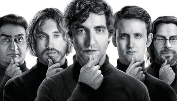 Plakat promocyjny serialu HBO, Silicon VAlley