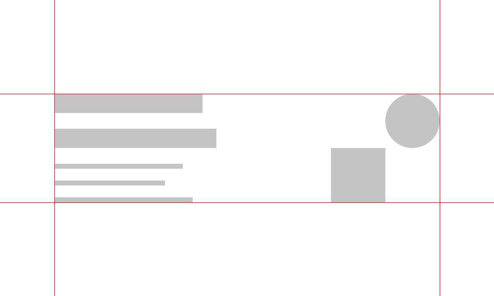 Układ elementów designu perfekcyjnie spasowany
