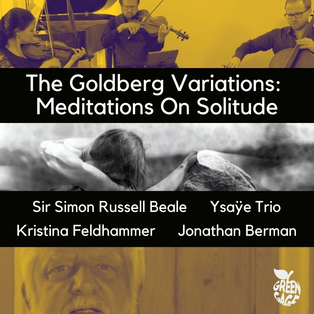 The Goldberg Variations: Meditations On Solitude