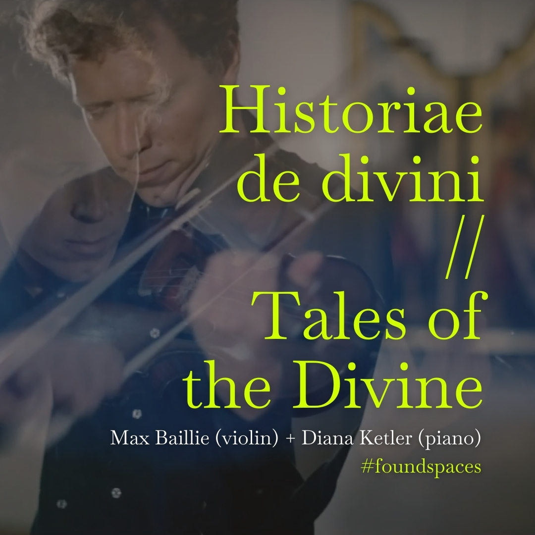 Historiae de divini // Tales of the Divine