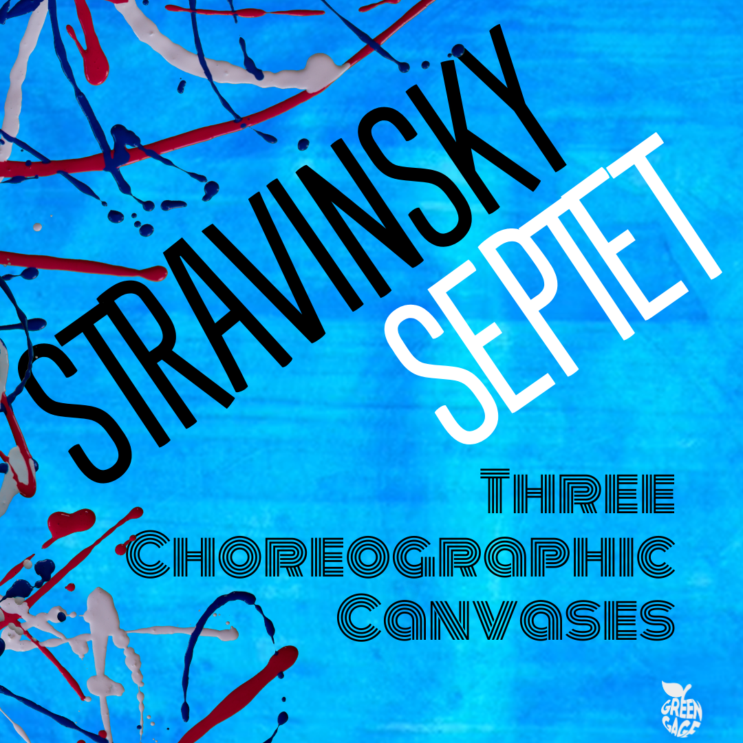 Enjoy a Stravinsky-inspired menu with this immersive music-meets-art performance of Stravinsky's iconic Septet. Shot in a yoga studio before a giant 4K screen.