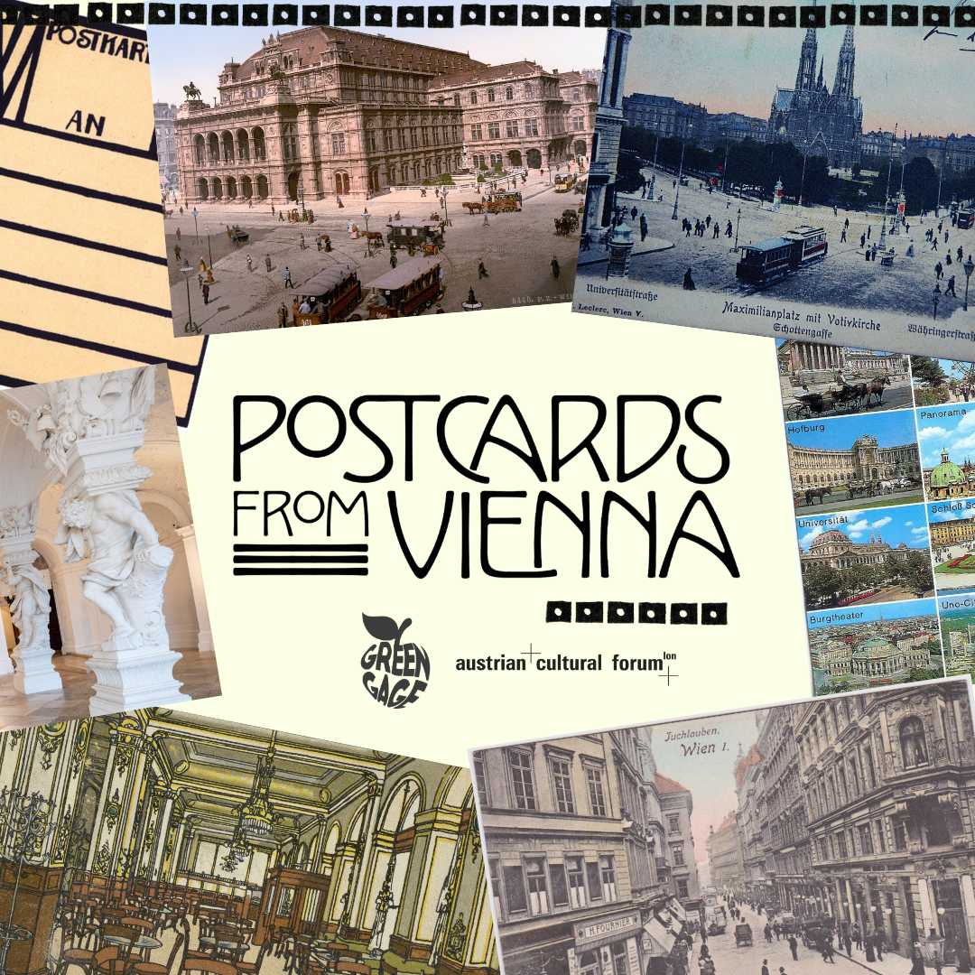 Postcards From Vienna