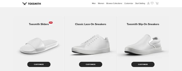 toesmith custom footwear