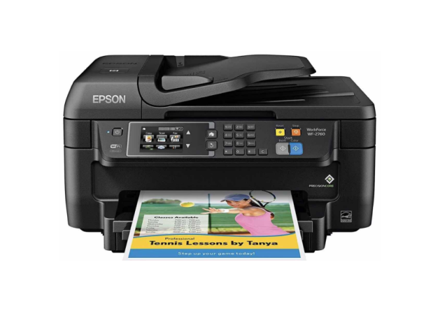 Inkjet or Laser printer