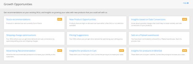 growth opportunities on Flipkart