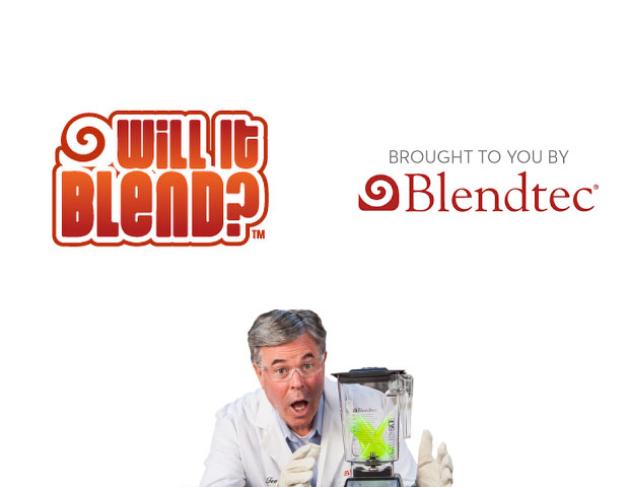 Blentec will it blend series