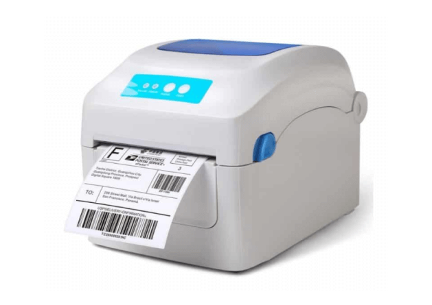 Thermal label printer