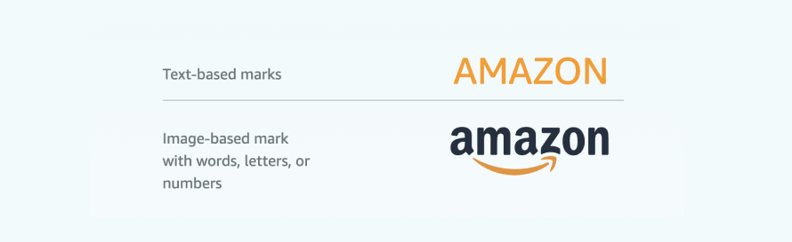 Amazon logo trademark