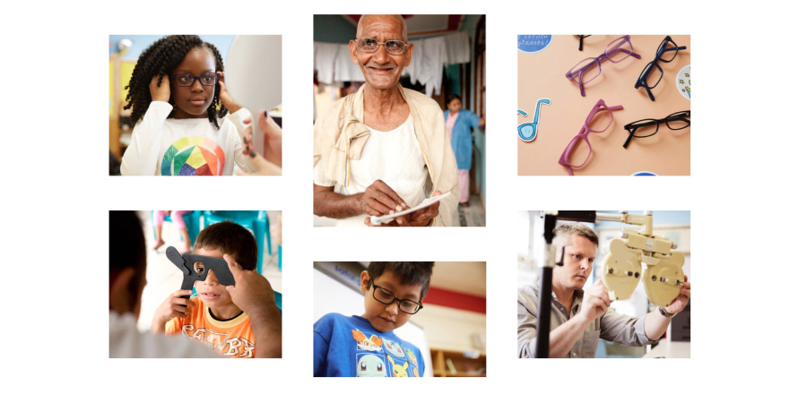 Warby Parker donates one pair of glasses for every purchase
