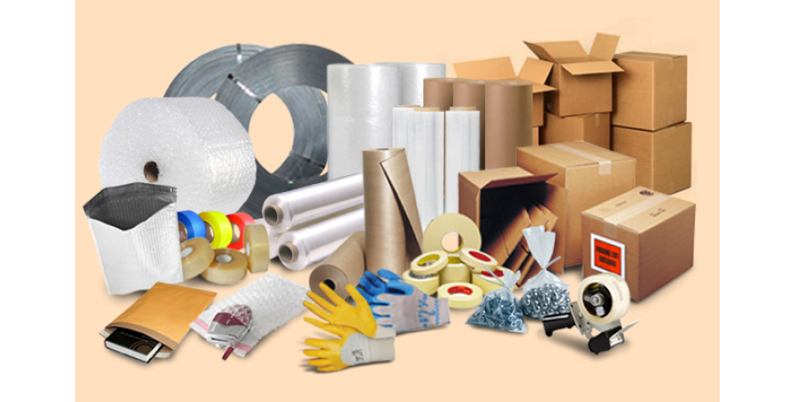 Packaging materials and supplies
