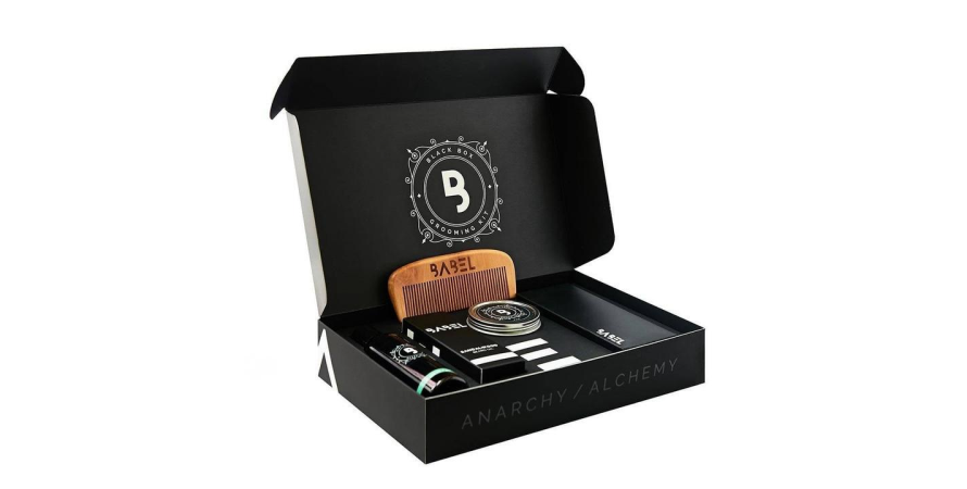 Babel Alchemy creates a memorable unboxing experience