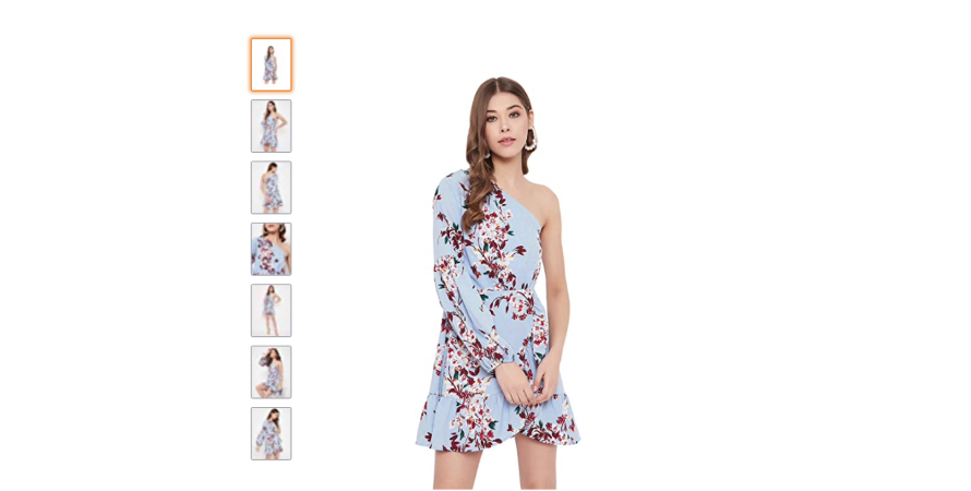 Berrylush, a clothing brand showing multiple high-quality images on its Amazon listing