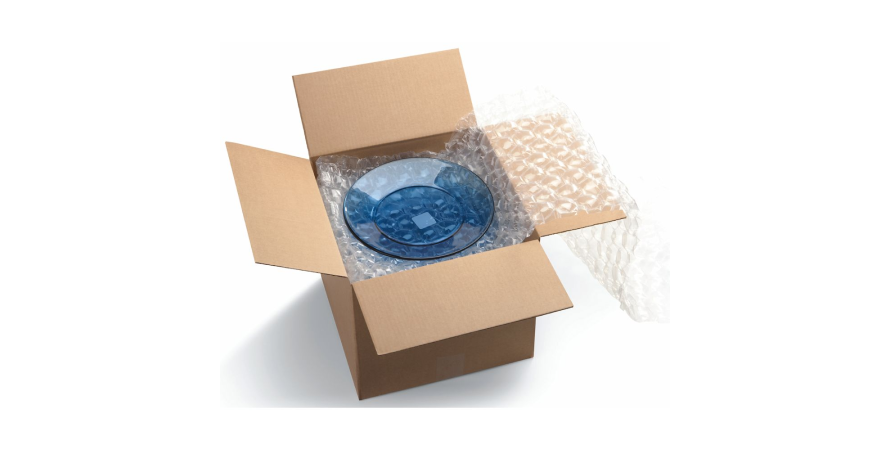 Secure dunnage and packaging