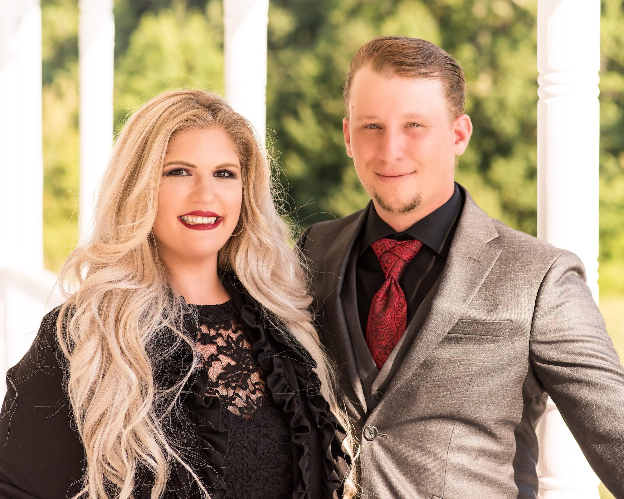 Mark and Rachel Parish