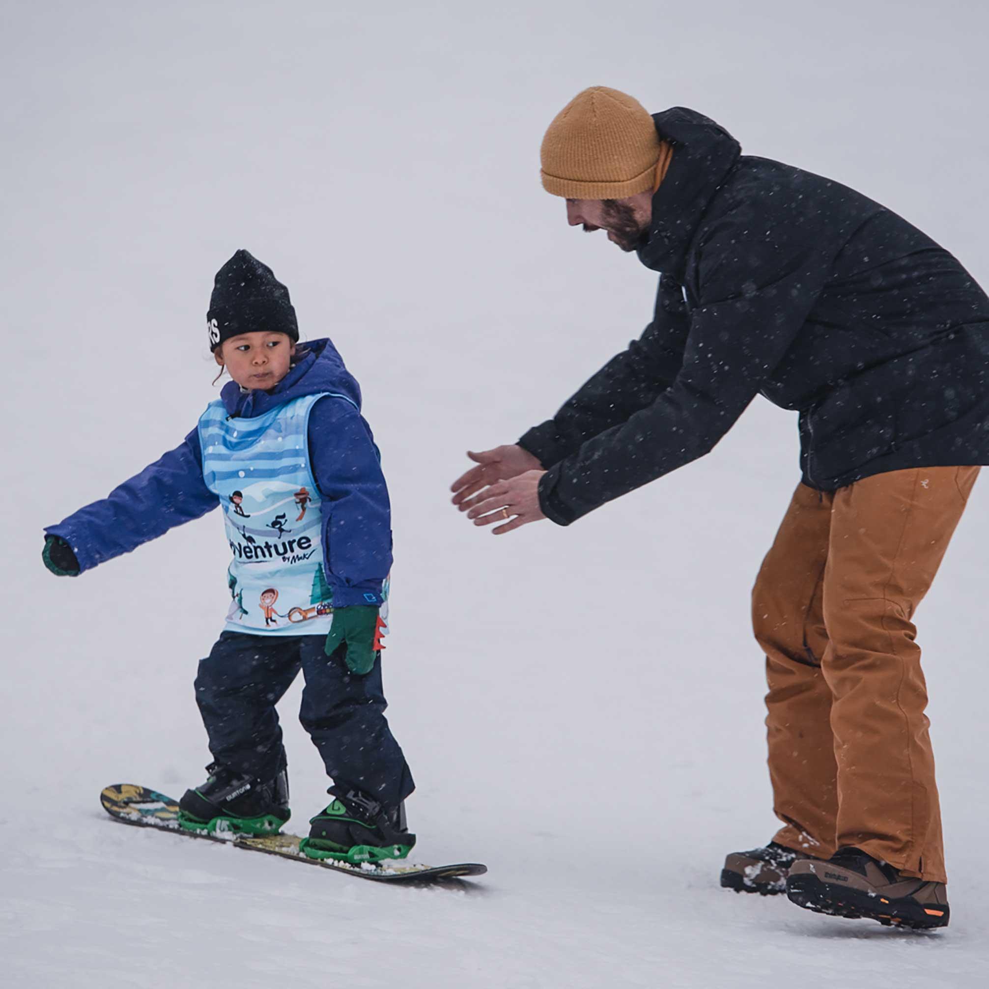 Full Day Private Snowboard Lesson