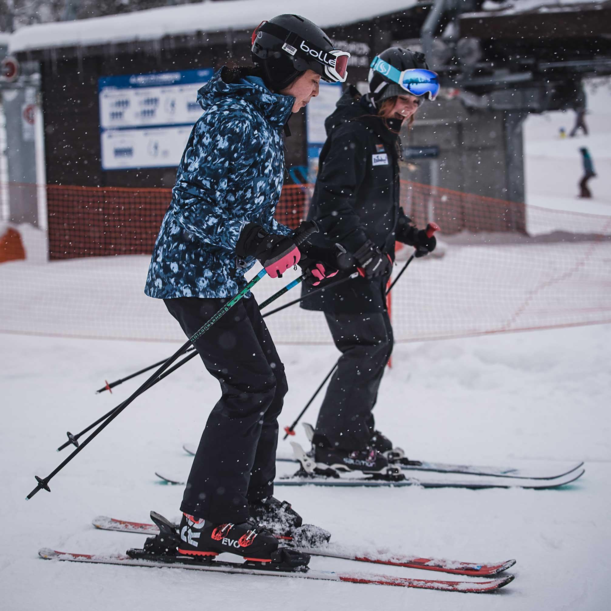 Full Day Private Ski Lesson