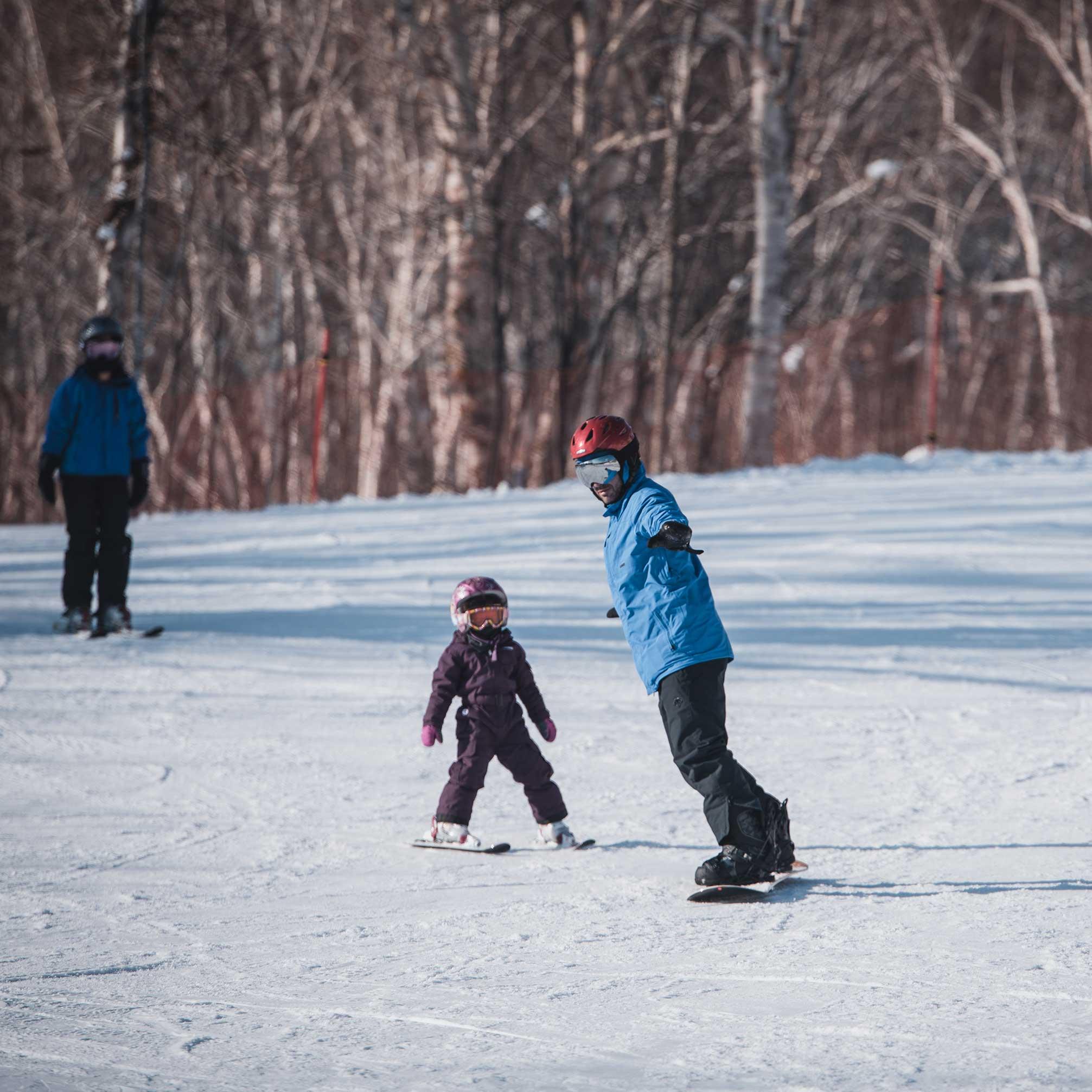 Morning Private Snowboard Lesson