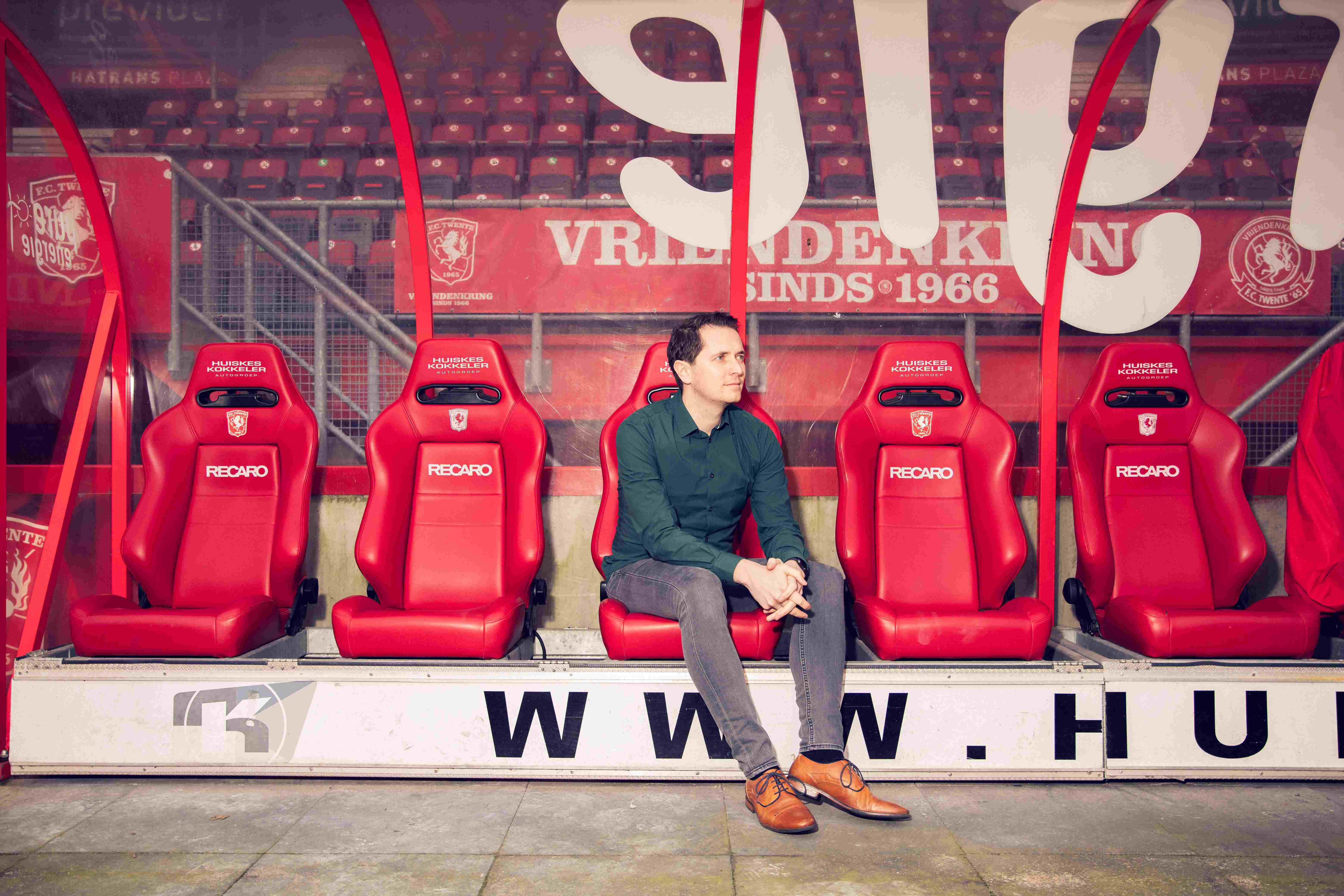 Niels Wigbold is sinds 1 oktober 2020 datascout bij FC Twente, een nieuwe, digitale, ondersteuning van het scoutingsteam en de technische staf.