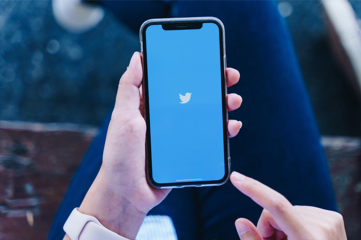 Stockfoto Twitter
