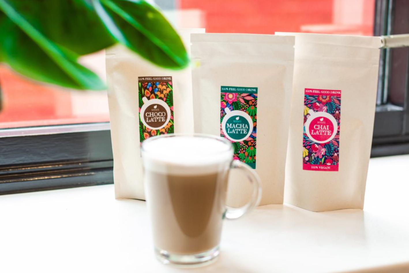 De vegan alternatief voor speciale koffie en koffieaccessoires van Natulatte